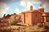 Rome - Forum Romanum