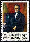Postage Stamp Belgium 1981 Baron De Gerlache