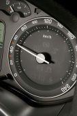 Tachometr Showing Lawful Speed