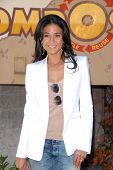 Emmanuelle Chriqui at the EMA Celebrates the Garden Challenge by