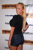 Mary Carey at the Red Carpet Launch Party for