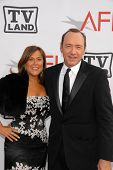 Joanne Horowitz and Kevin Spacey  at the The AFI Life Achievement Award Honoring Mike Nichols presented by TV Land, Sony Pictures Studios, Culver City, CA. 06-10-10