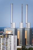 Thermal power station in Hannover