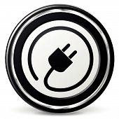 Vector Plug Icon