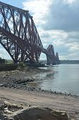 Rail Bridge from North Queensferry