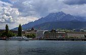 Pilatus Mountain, Lucerne