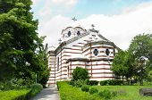 pic of trinity  - Orthodox Church of the Holy Trinity in the Dobrich Town Bulgaria - JPG