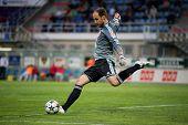 SK Dynamo Ceske Budejovice goalkeeper