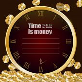 Template of time is money
