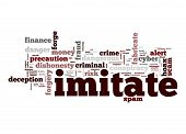 Imitate Word