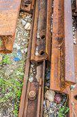 Old Rail Steel