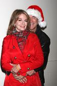 LOS ANGELES - NOV 30:  Deidre Hall, Drake Hogestyn at the 2014 Hollywood Christmas Parade at the Hollywood Boulevard on November 30, 2014 in Los Angeles, CA