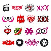 Biggest Collection Of Vector Icons Xxx