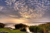 Sunrise On The Bay Of Ahrenshoop