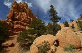 Red Canyon Stones