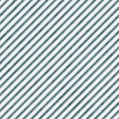 Medium Teal Striped Pattern Repeat Background