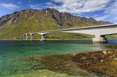 Atlantic Road.  Norway