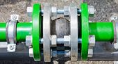 Flanged