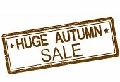 Huge Autumn Sale