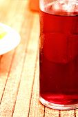 Red Cold Drink