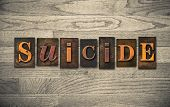 picture of suicide  - The word  - JPG