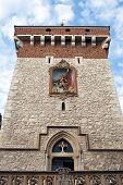 The Florian Gate, Krakow.