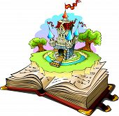 foto of fairy-tale  - Magic world of tales - JPG