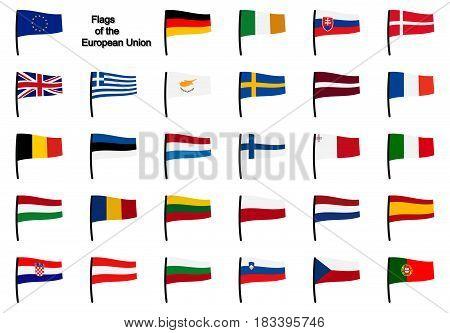 Collection Eu Flags