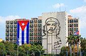 Che Guevara en Cuba