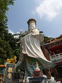 God of Mercy (Kwan-yin) at Repulse Bay, Hong Kong