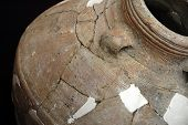 Fragile Artifact Vase
