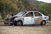 Incendio de automóviles
