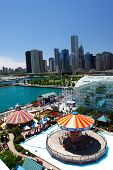 Chicago Navy Pier Summer Fest