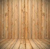 light wooden interior