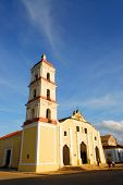 Colonial grand church