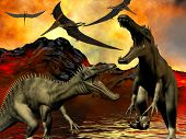 picture of pteranodon  - Dinosaur doomsday - JPG
