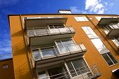 pic of building exterior  - A Picture of a Colorful executive apartments - JPG