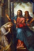 stock photo of church mary magdalene  - Saint Mary Magdalene - JPG