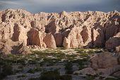 Road Through Flechas Canyon