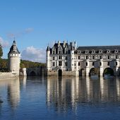 Chenonceau Castle , Loire Valley , France