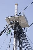 picture of uss constitution  - CHARLESTOWN MA  - JPG