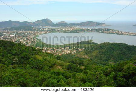 poster of Niteroi City View