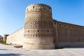 pic of shiraz  - Karim Khan citadel in Shiraz in Iran - JPG