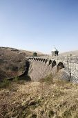 Large Welsh Dam
