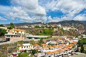 Bela vista do Funchal, ilha da Madeira, Portugal
