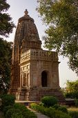 Adinath Jain Temple. Khajuraho, India.
