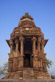 Javari Temple. Khajuraho, India