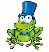 happy frog party