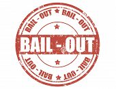 Bail Out-stamp