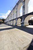 Carioca Aqueduct, Rio de Janeiro, Brazil